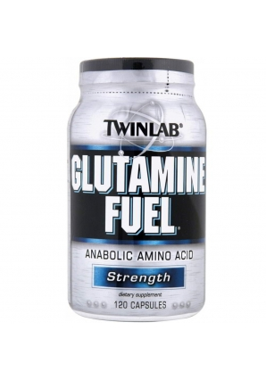 Glutamine Fuel 120 капсул (Twinlab)