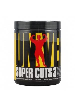 Super Cuts 3 130 капс (Universal Nutrition)