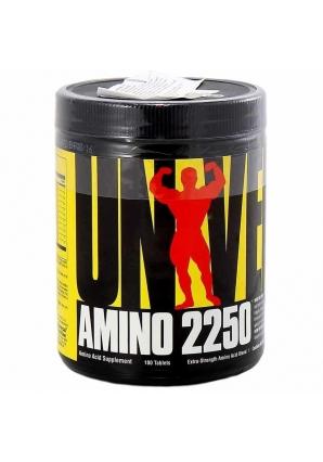 Amino 2250 - 100 табл. (Universal Nutrition)