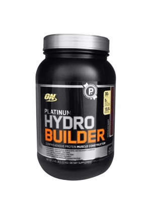Platinum HydroBuilder 1040 гр. 2.29lb (Optimum nutrition)