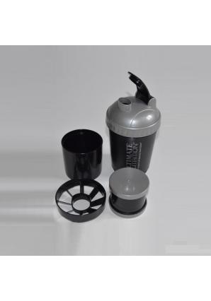 Шейкер 3 в 1 600 мл (Ultimate Nutrition)