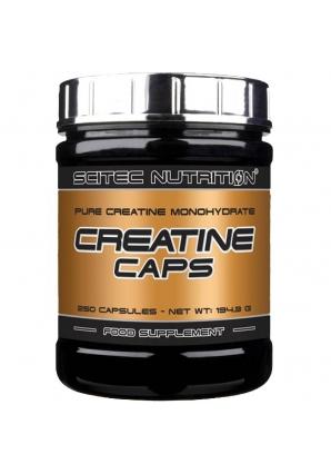 Creatine 250 капс (Scitec Nutrition)