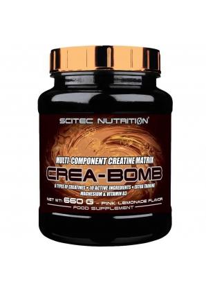 CreaBomb 660 гр (Scitec Nutrition)