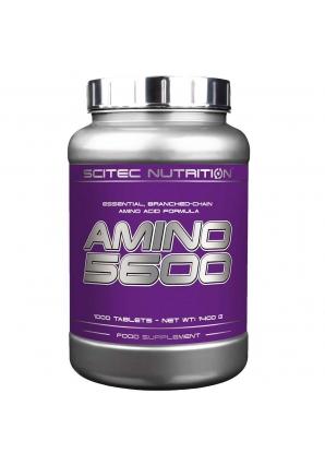 Amino 5600 1000 табл (Scitec Nutrition)