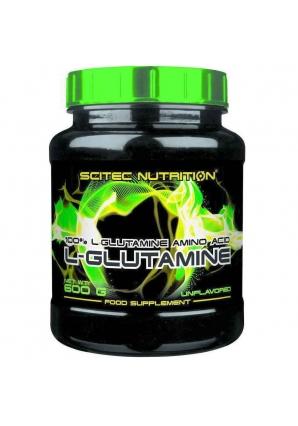 L-Glutamine 600 гр (Scitec Nutrition)