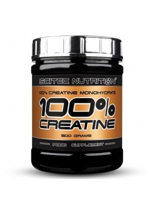 100% Creatine Monohydrate 500 гр (Scitec Nutrition)
