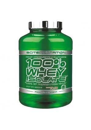 Whey Isolate 2000 гр (Scitec Nutrition)
