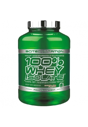 Whey Isolate 2000 гр (Scitec Nutrition)