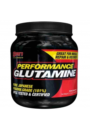 Performance Glutamine 600 гр (SAN)