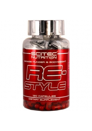 RE-style 120 капс (Scitec Nutrition)