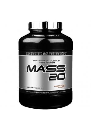 Mass 20 4086 гр (Scitec Nutrition)