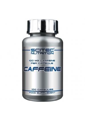 Caffeine 100 капс (Scitec Nutrition)