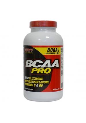 BCAA-Pro 300 капс. (SAN)