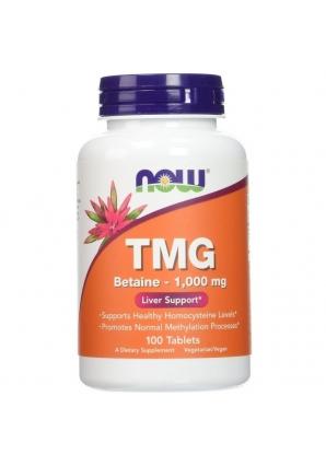 TMG 1000 мг 100 капс (NOW)