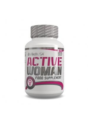 Active Woman 60 табл (BioTechUSA)