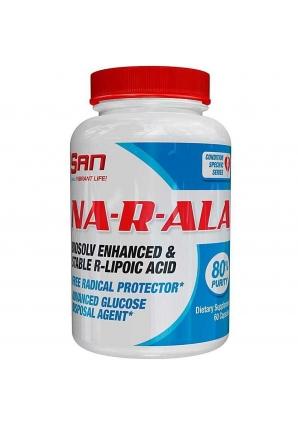 Na-R-ALA (R Lipoic Acid) 60 капс (SAN)