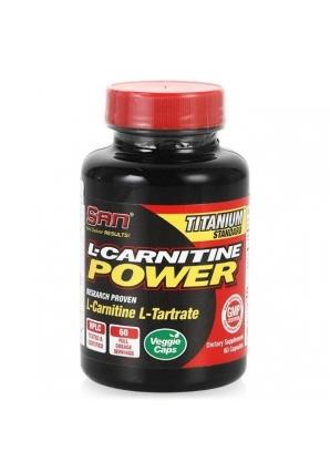 L-Carnitine Power 60 капс. (SAN)