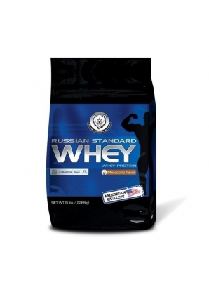 Whey Protein 2268 гр 5lb (RPS Nutrition)