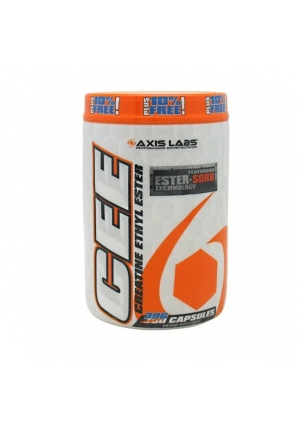 Creatine Ethyl Ester 396 капс (Axis Labs)