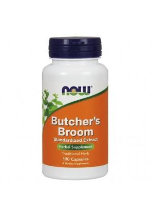 Butcher's Broom 100 капс (NOW)