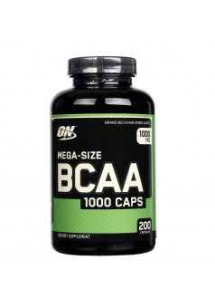 BCAA 1000 200 капс. (Optimum nutrition)