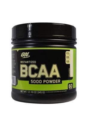 BCAA 5000 Powder - 345 гр. (Optimum nutrition)