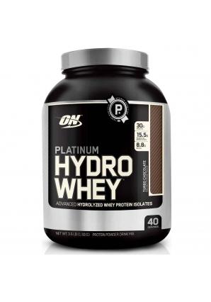 Platinum HydroWhey 1590 гр. 3.5lb (Optimum nutrition)