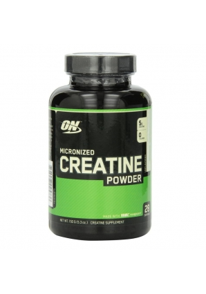 Micronized Creatine Powder 150 гр. (Optimum nutrition)