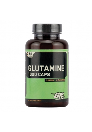 Glutamine Caps 1000 мг 60 капс. (Optimum nutrition)