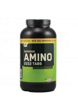 Superior Amino 2222 320 табл. (Optimum nutrition)