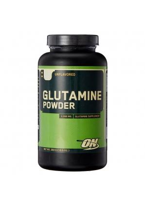 Glutamine powder 300 гр. (Optimum nutrition)