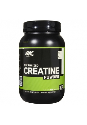 Micronized Creatine Powder 2000 гр. (Optimum nutrition)