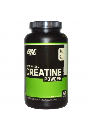 Micronized Creatine Powder 300 гр. (Optimum nutrition)