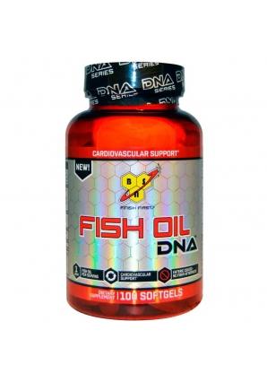 Fish Oil DNA 100 капс (BSN)