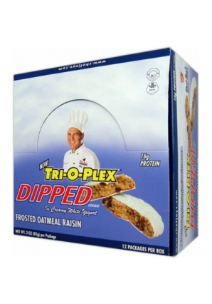 Tri-O-Plex Dipped Cookies 12 шт 85 гр. (Chef Jay's)
