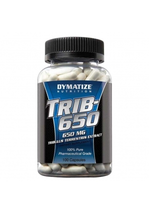 Tribulus-650 100 капс (Dymatize)