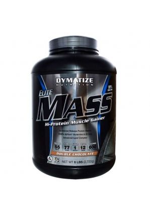 Elite Mass Gainer 2720 гр 6lb (Dymatize)