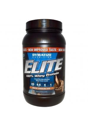 Elite Whey 907 гр. 2lb (Dymatize)