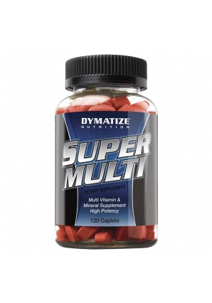 Super Multi Vitamin 120 табл (Dymatize)