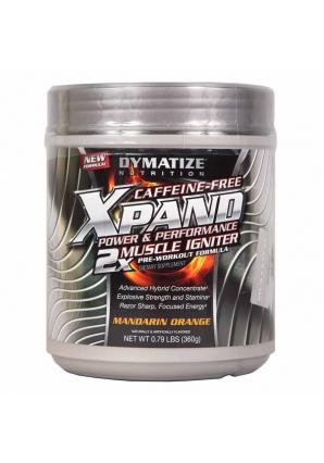 Xpand 2x Caffeine Free 360 гр (Dymatize)