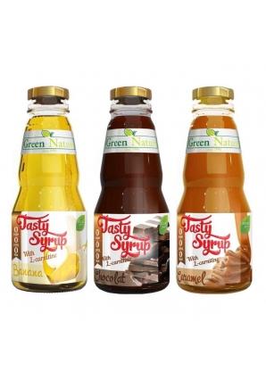 Сироп бескалорийный Tasty Syrup 200 мл (Green Nature)