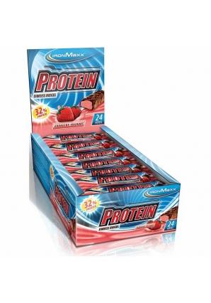 Protein Bar 24 шт 35 гр (IronMaxx)