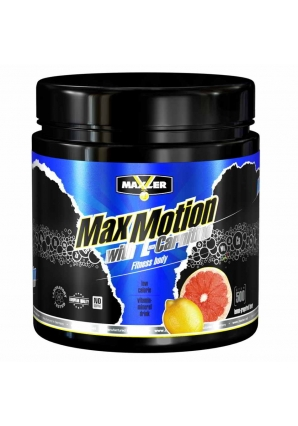 Max Motion with L-Carnitine 500 гр. (Maxler)