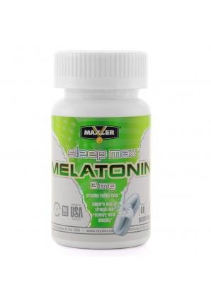 Melatonin 60 табл (Maxler)