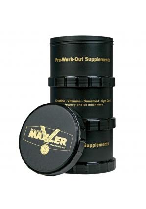 Power Tower - контейнер 3-х секционный (Maxler)