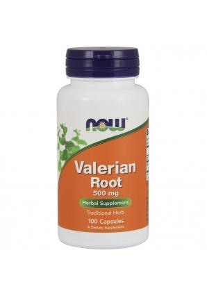 Valerian Root 500 мг 100 капс (NOW)