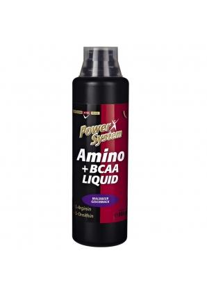 Amino + BCAA Liquid 500 мл (Power System)