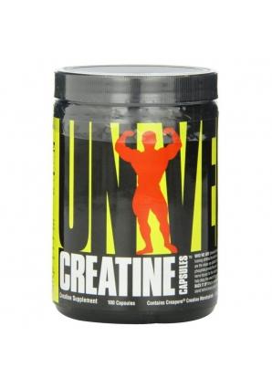 Creatine Micronized 100 капс (Universal Nutrition)