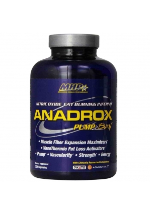 Anadrox Pump & Burn 224 капс (MHP)