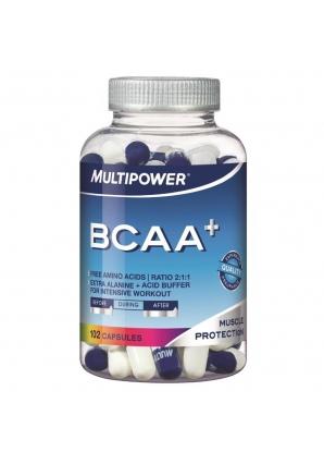 BCAA+ 102 капс (Multipower)